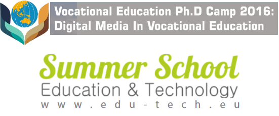 Successfully MOVING presentation in two summer schools!